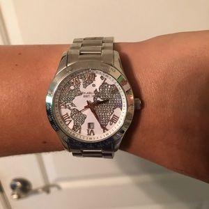 MK Globe watch